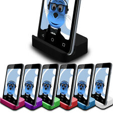 Desktop Charger Dock Mount Stand Cradle Micro USB for LG Optimus F3 LS720