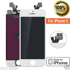 iPhone 5 LCD Display + Touch Screen Digitizer Apple Black / White Replacement