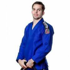 Tatami Fightwear Nova BJJ Gi Blue Uniform Martial Arts Ju Jitsu Suit Jiu