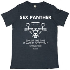 Officially Licensed Anchorman Sex Panther Women T-Shirt S-XXL Sizes