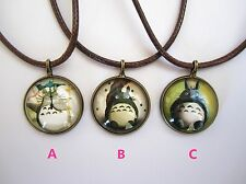 Ghibli Studio My Neighbour Totoro Classic Necklace Chain Pendant Jewelry Gift