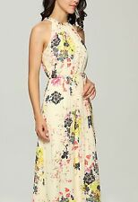 NEW Stunning Ted Baker Attavia Summer Bloom Maxi Dress SZ 1, 2, 3, 4,5