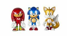 """Sonic the Hedgehog 25th Anniversary  3"""" Articulated Figure Pack - Knuckles Tails"""