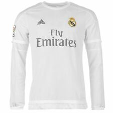 BNWT JERSEY SHIRT CAMISETA REAL MADRID CF ADIDAS HOME 2015/2016 15/16 SOCCER