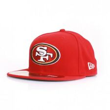 New Era NFL On Field Cap - SAN FRANCISCO 49ERS - Red