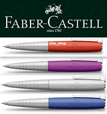 Faber-Castell LOOM Metallic Drehbleistift 0,7 silber blau orange lila bestPrice!