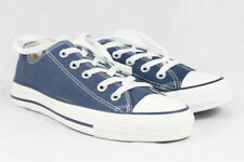 Converse Chuck Taylor All Star M9697 Unisex Navy Low Top Sneaker
