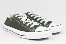 Converse Chuck Taylor 147135F Unisex Green Low Top Collard Sneaker