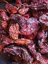 Organic Bhut Jolokia Smoked Ghost Pods NagaLand - The Hot Pepper Company