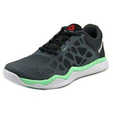 Reebok Zprint Train Men  Round Toe Synthetic Black Cross Training