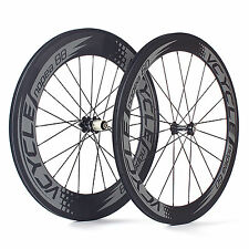 VCYCLE Nopea6088 Front 60mm Posteriore 88mm Copertoncino Carbon Set ruote for