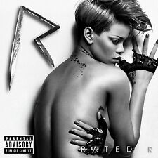 Parche imprimido, Iron on patch, Back patch, Espaldera - Rihanna