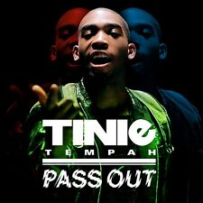 Parche imprimido, Iron on patch, Back patch, Espaldera - Tinie Tempah, A