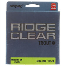 Airflo Ridge Clear Delta Floating - (Floating Fly Lines)