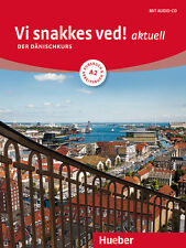 Vi snakkes ved! aktuell A2. Kursbuch + Arbeitsbuch + Audio-CD Angela Pude