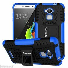 Bracevor Coolpad Note 3,Coolpad Note 3 Plus Rugged Hybrid Kickstand Back Case
