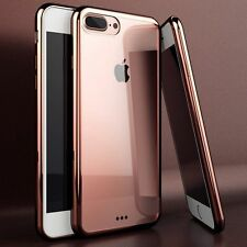 Clear Silicone Case Cover Bumper Rubber Protective Shockproof For Appl
