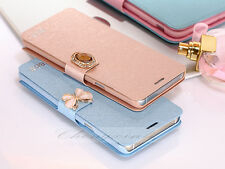 Luxury Flip Leather Wallet Card Magnetic Case Cover For Samsung Galaxy