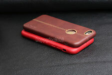 Luxury Ultra thin PU Leather Back Case Cover Skin For Apple iPhone 6 6