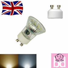 Mini GU10 SMD 2835 LED Luminoso Risparmio Energetico Efficienza Piccolo 35mm