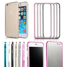 Luxury Ultra Thin Hard Aluminum Metal Bumper Case Cover For iPhone 6 /