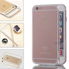 Luxury Aluminum Metal Case Shockproof Bumper Hard Cover For Apple iPho