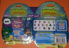 Moshi Monsters Series 10 NEW inc Gumdrop Marsha Dinky  You Choose Combined P&P
