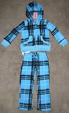 NWT Girls ONE STEP UP Sweatshirt Hoodie & Pants Track Sweat Suit - size 4