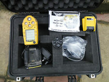 BW GAS ALERT MICRO 5 - MULTI GAS DETECTOR With PELI 1500 Case