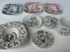 BJORN WIINBLAD SMALL DISH OR ITEMS DIFFERENT CHOOSES