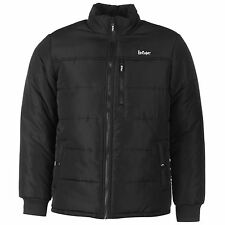 Men's New Lee Cooper Solid Padded Jacket  Gent's bnwt.