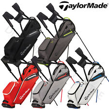 TAYLORMADE 2017 FLEXTECH LITE STAND CARRY GOLF BAG 4-WAY DIVIDER + FREE GIFTS!!!