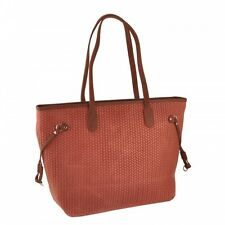 Emilio Masi borsa donna in vera pelle con manici italian leather woman handbags