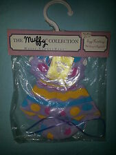 Muffy Collection, Hoppy VanderHare Egg Painting Walking On Eggshells Outfit New