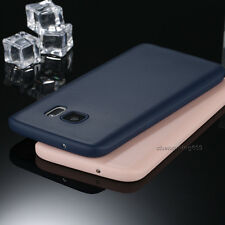 Luxury Ultra-thin Slim Silicone Soft TPU Case Cover Skin For iPhone /