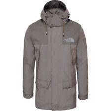 North Face Mountain Murdo Light Parka Mens Jacket - Falcon Brown All Sizes