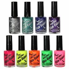 Manic Panic Nail Varnish UV Nail Polish Neon Fluorescent Bright Nail Varnish