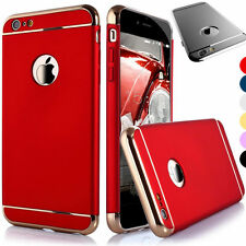 Luxury thin Electroplate Hard Back Case Cover for Apple iPhone 7 6 6S