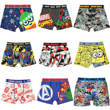 Character Boxer shorts Underwear Panties Young Boys Boys 122 158 NEW