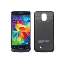 Power Bank Backup External Battery Case Charger Cover For Samsung S5 i9600