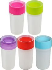 Litecup Sippy Cup & Nightlight Non-Spill Glowing 360Ml Freeflow Kids 12M+ BNWT