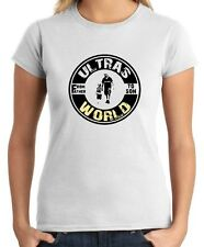 T-shirt Donna TUM0117 ULTRAS WORLD FROM FATHER TO SON