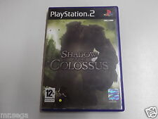 SHADOW OF THE COLOSSUS for PLAYSTATION 2 'HARD TO FIND VERSION'