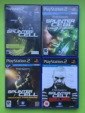 Tom Clancy's Splinter CellPlaystation 2 PS2 PAL Games Selection List
