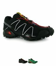 OFFERTA Salomon Speedcross 3 Uomo Trail Scarpe running Black/Black