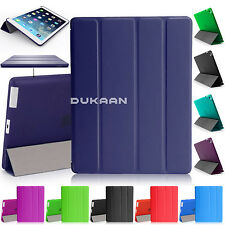 New Smart Slim Leather Stand Magnetic Case Cover For Apple iPad 2 3 4 & iPad Air