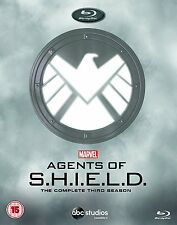 New & Sealed Marvels Agents Of Shield Complete Season 3 Blu-Ray DVD Boxset