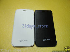 Synthetic Leather Flip,Flap,Cover Case for Micromax Canvas Magnus A117 / A 117