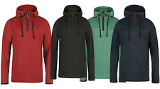 MENS BRANDED OCEAN PACIFIC PIQUE HOODED SWEATER SIZES S-2XL
