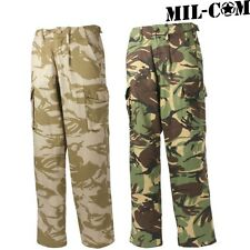 MENS ARMY SOLDIER 95 TROUSERS 28-52 INCH S95 DPM DESERT FISHING AIRSOFT WORKWEAR